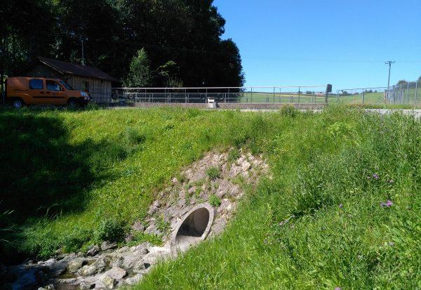 Abwasser Mittbach, Regenwasserbewirtschaftung